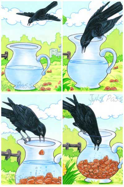 The Thirsty Crow Story