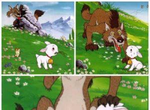 The Wolf and The Lamb Story