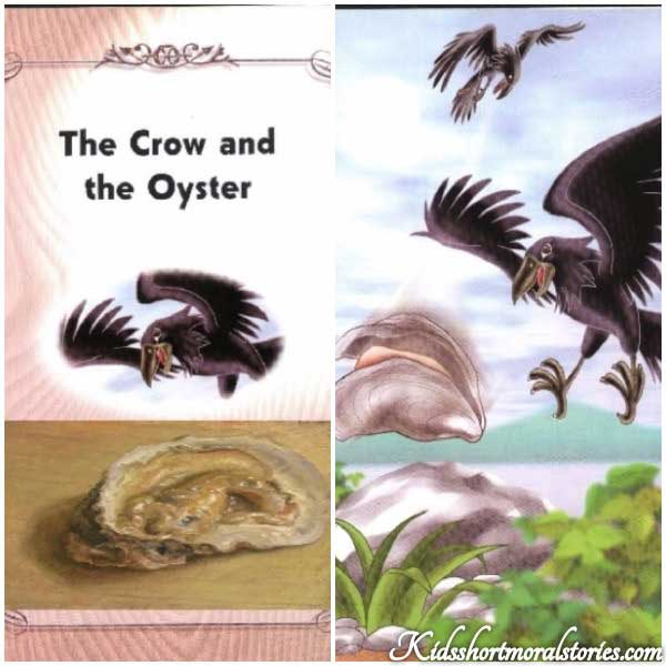 The Crow and the Oyster Story