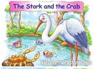 The Stork and The Crab Story