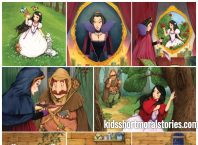snow white and the seven dwarfs original story