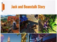 Jack and Beanstalk Story