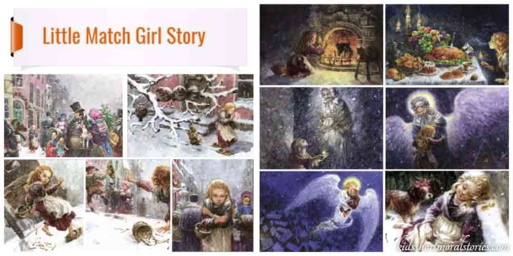 creative short story about a little girl The little match girl by hans christian andersen children's short stories for happy new year recommended reading for new year ideas, customs, activities, crafts.