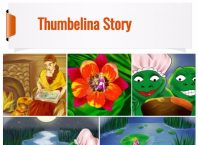 Thumbelina Story With Pictures