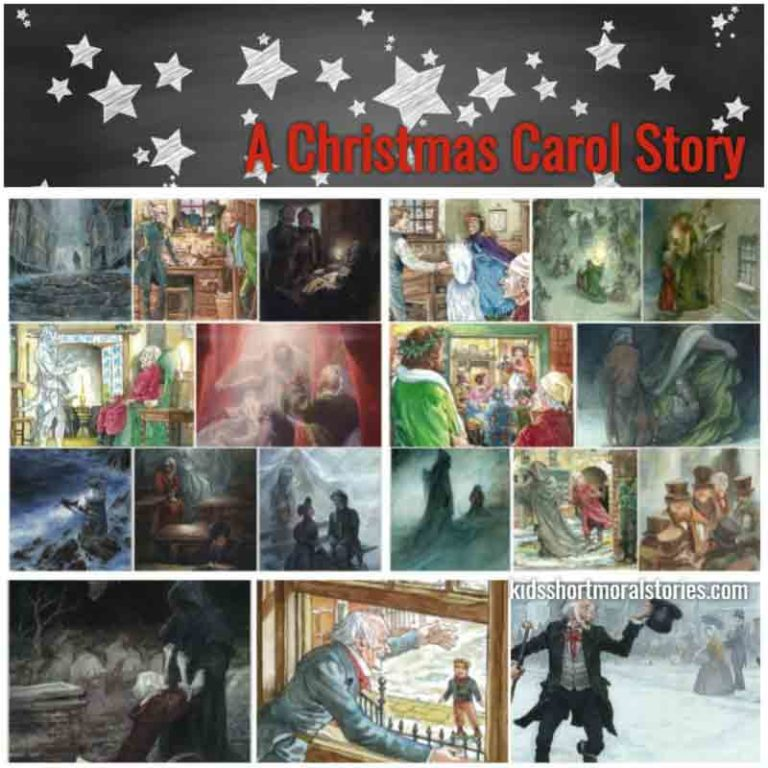 A Christmas Carol Story Summary
