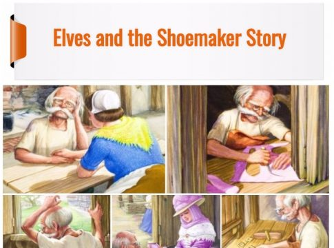 Elves and Shoemaker Short Story - Inspirational Christmas Stories For Kids