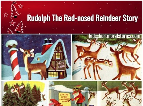 Rudolph the Red-Nosed Reindeer Story