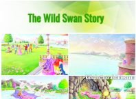 The Wild Swans Story by Hans Christian Andersen