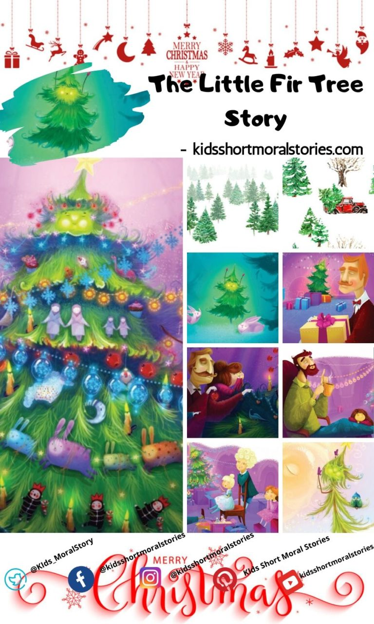 The Little Fir Tree Story