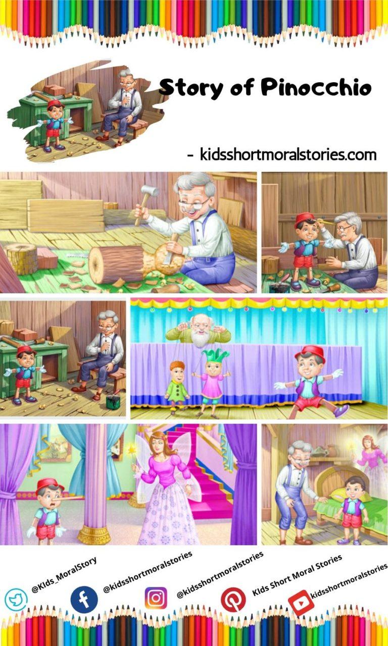 Pinocchio short story