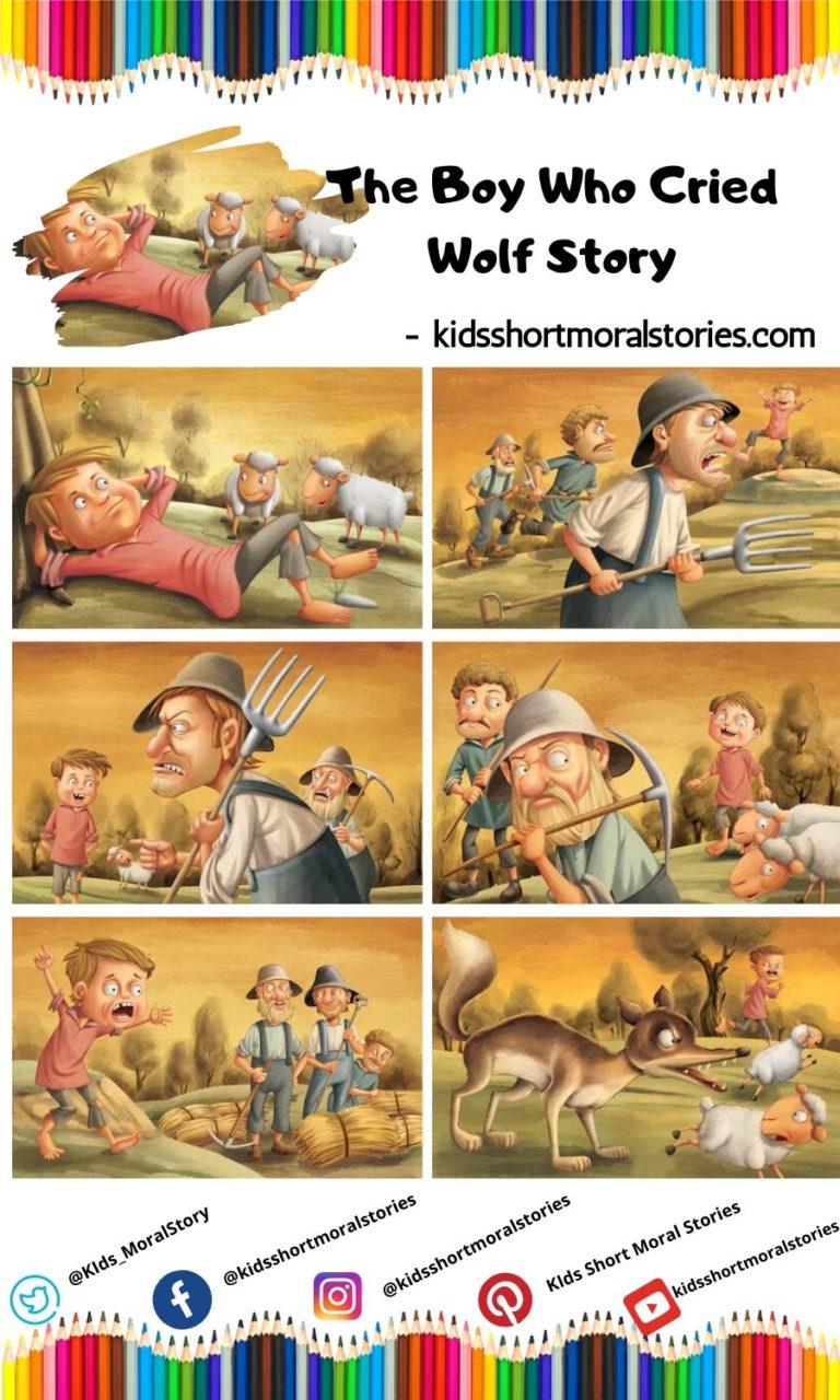 Boy Who Cried Wolf Short Story